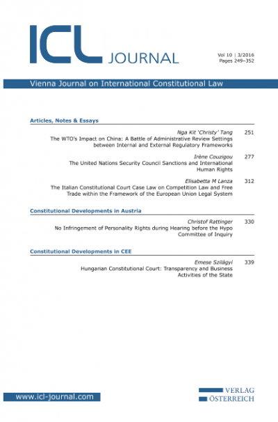 the fundamental rules of the international legal order tomuschat christian thouvenin jean marc