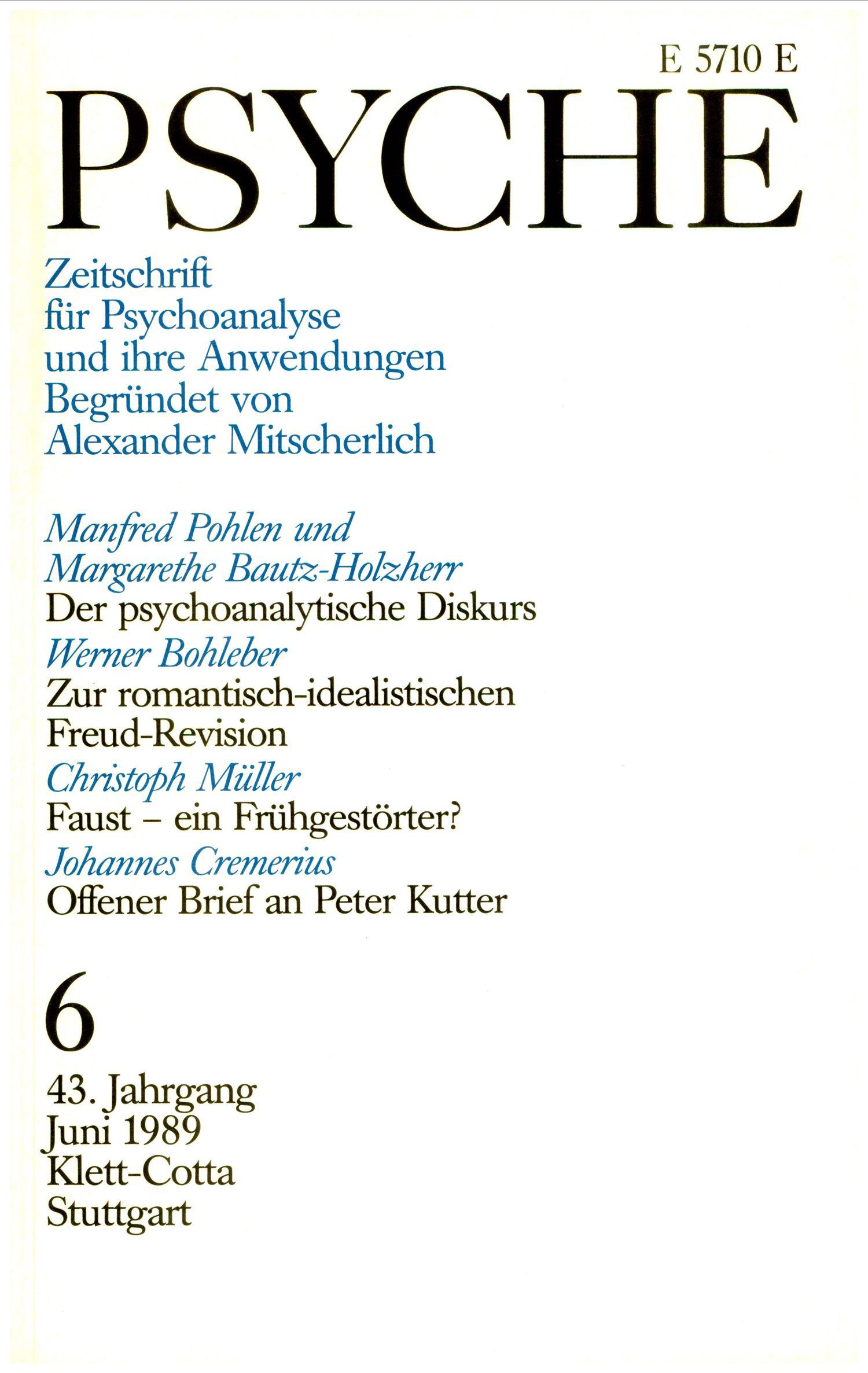 Abwehrmechanismen Freud Beispiele der psychoanalytische diskurs. das freudsche subjekt in der